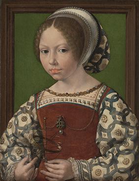 jan-gossaert_-portrait-de-jeune-princesse-portant-une-sphere-armillaire_-c-1530-londres_-the-national-gallery