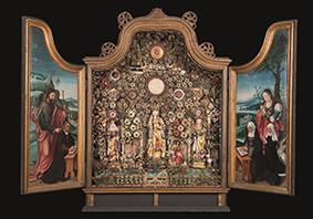 mechelen malines musee hof van busleyden museum jardins clos