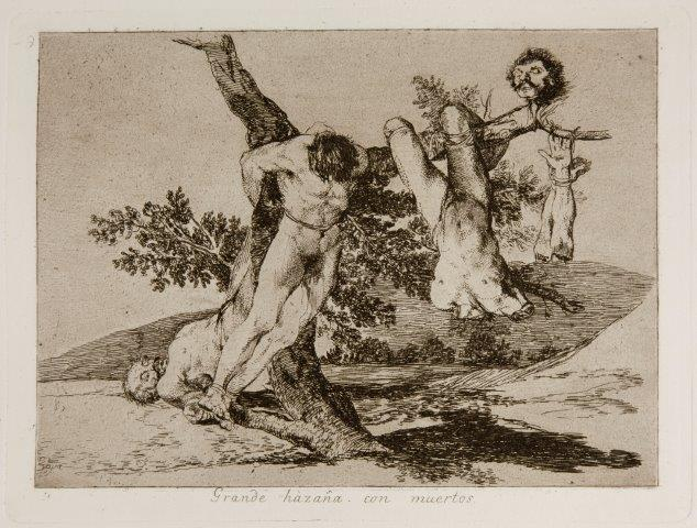 Goya - Grande hazaña (Desastres 39)