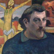 72dpi_GAUGUIN_Portrait de l'artiste au Christ jaune