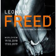 LEONARD FREED - Jewish Museum Brussels -->17/3
