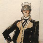 Hugo Pratt. Les chemins du rêve @ Fondation Folon -->24/11