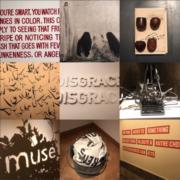 Ekphrasis. L'écriture dans l'art &  Gregory Buchakjian  @ Fondation Boghossian --> 9/2