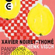 XAVIER NOIRET-THOMÉ – HENK VISCH @ La Centrale --> 17/1
