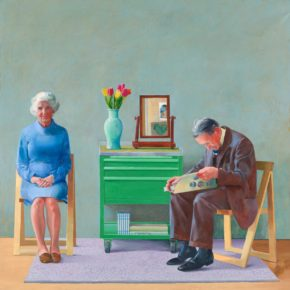 David Hockney @ Bozar -->23/1